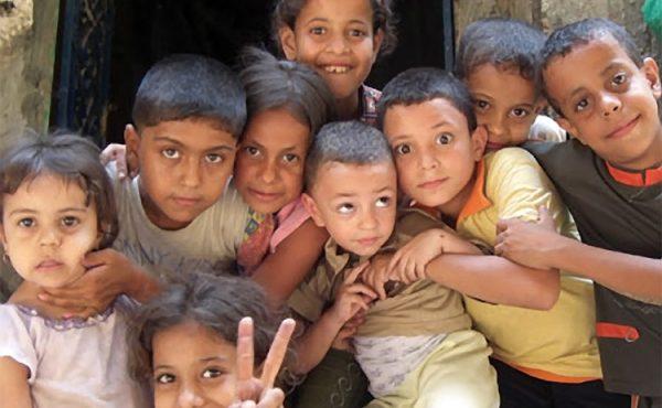 Cario, Egypt Kids