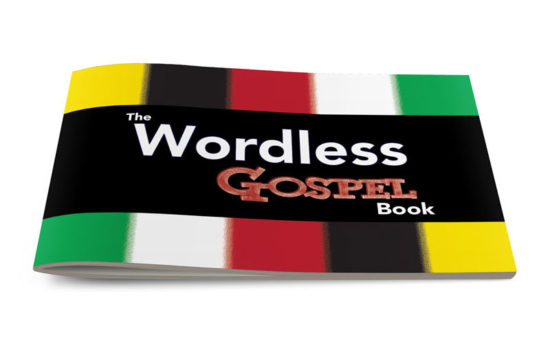 The Wordless Gospel Book