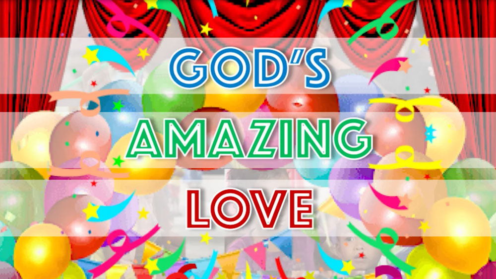 God's Amazing Love