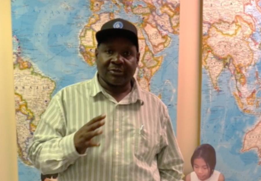 Pastor Joseph Michieka