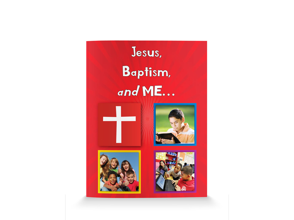 Jesus, Baptism and Me