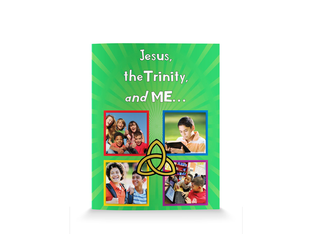 Jesus, the Trinity, and Me